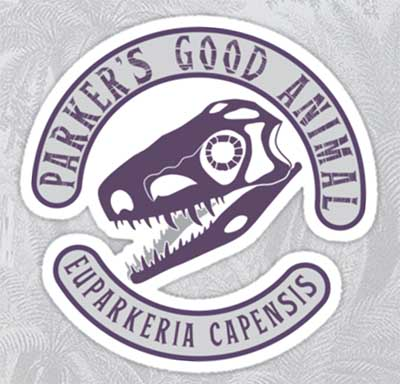 Parker's Good Animal Sticker Type