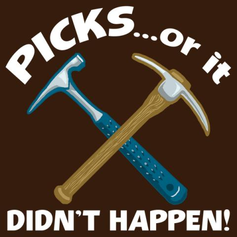 PICKS...or it didn't happen!